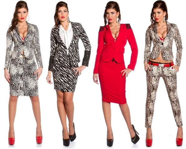 kosztüm nadrág kosztüm szoknya kosztüm csinos elegáns divatos alkalmi 111169f003